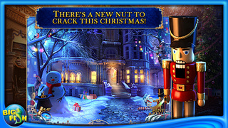 Christmas Stories: Hans Christian Andersen's Tin Soldier - The Best Holiday Hidden Objects Adventure Game (Full) screenshot 1