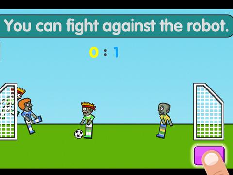 Zombie Soccer Physics screenshot 5