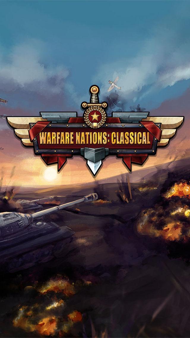 Warfare Nations: Classical screenshot 1