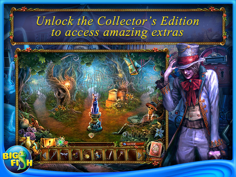 Cursery: The Crooked Man and the Crooked Cat HD - A Hidden Object Game with Hidden Objects screenshot 4