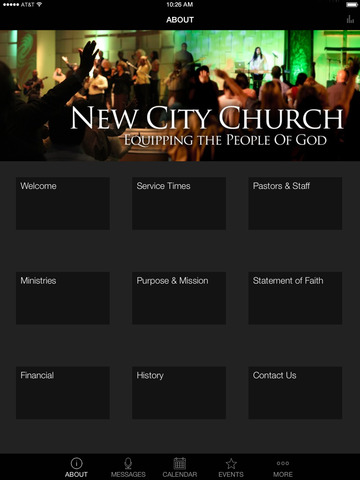 New City Church screenshot 4