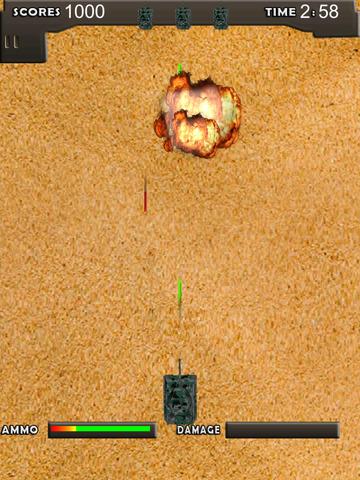Free Tank Game Turbo Tank screenshot 8