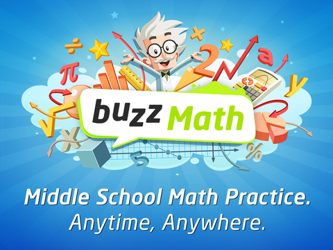 Buzzmath for Grades 3-8 | Apps | 148Apps