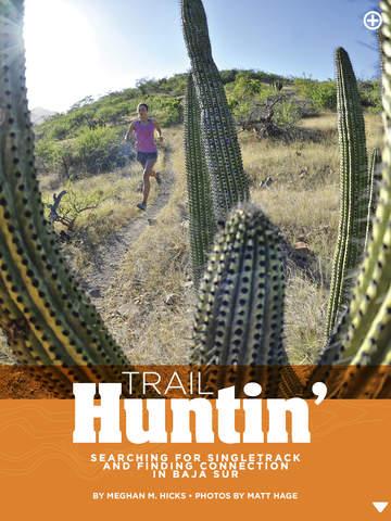 Trail Runner Magazine screenshot 9