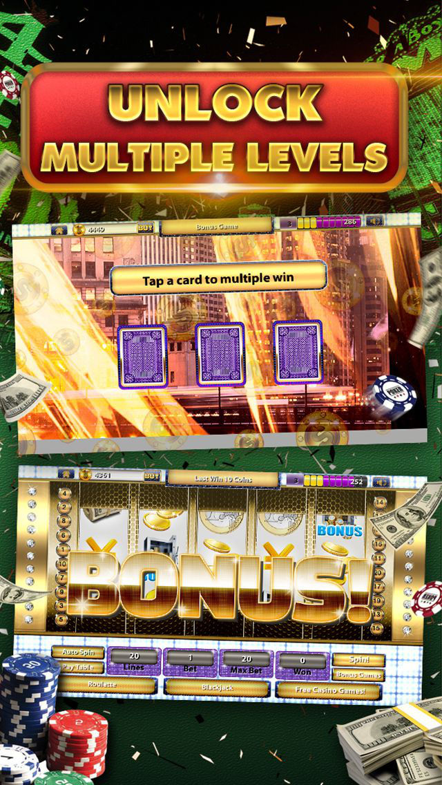 Slots House of the Capitalist Winnings - Wicked Heart Vegas Jackpot Slot Machines Free screenshot 3