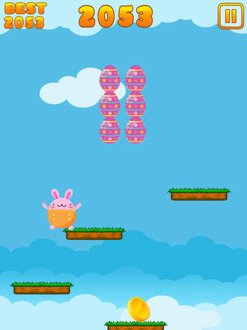 Fat Bunny Jump screenshot 6