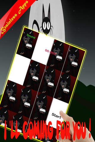 Scary Wolf Game By Brainless Apps - náhled