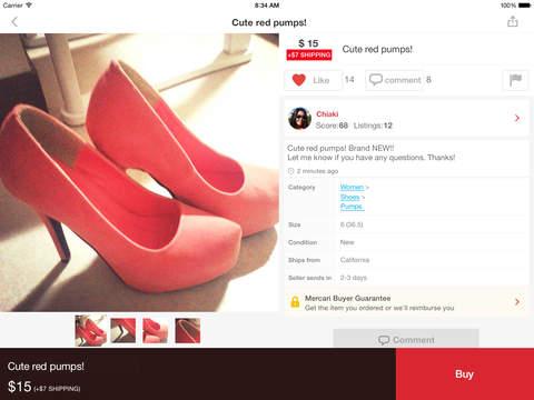 Mercari: The Selling App screenshot 9