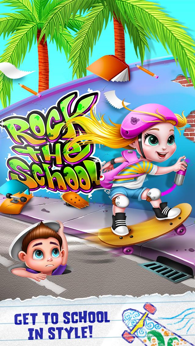 Rock The School! screenshot 1
