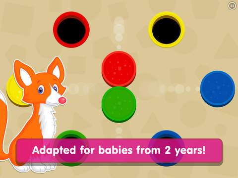 Shapes! Toddler Kids Games,Baby Boys Learning Free screenshot 7