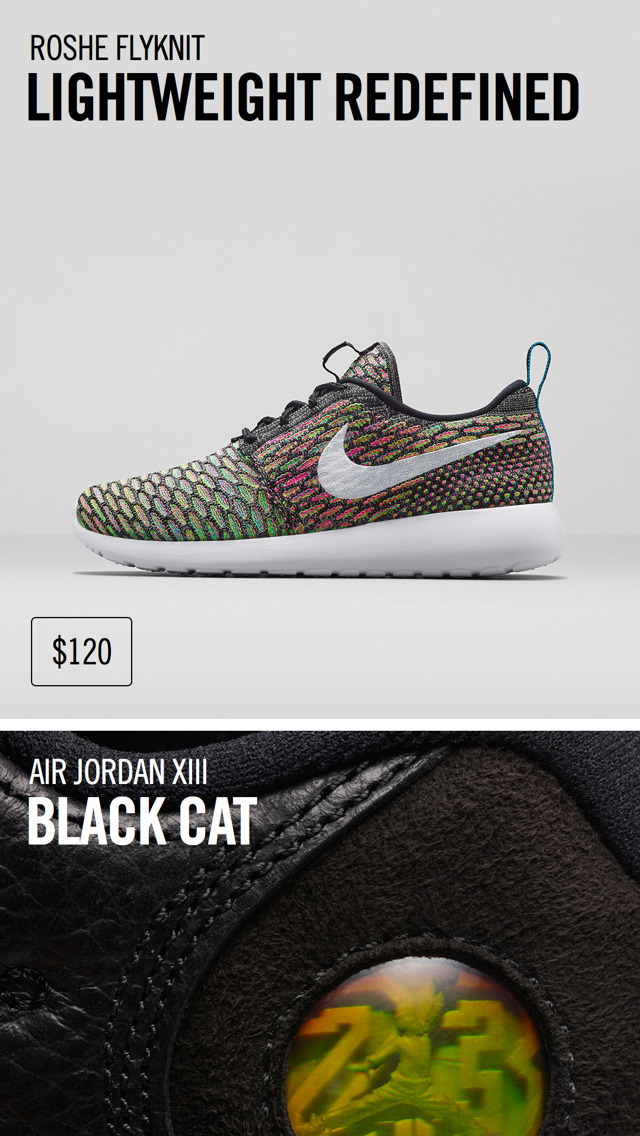 Nike SNKRS: Sneaker Release screenshot 1