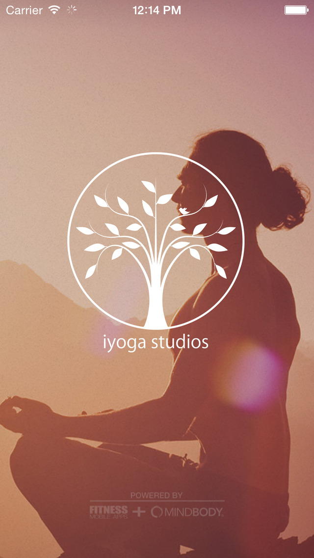 iyoga studios screenshot #1