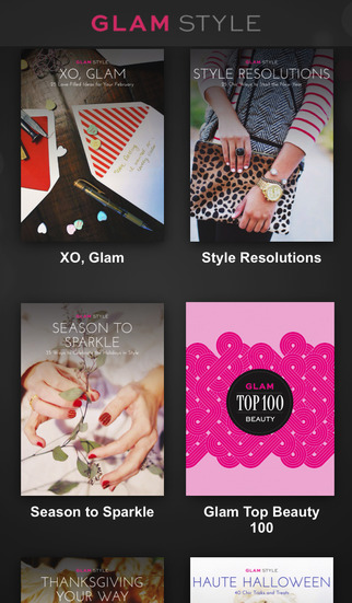 Glam Style screenshot #5