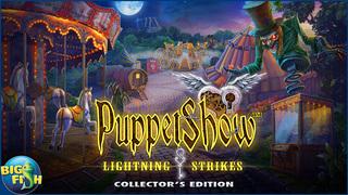 PuppetShow: Lightning Strikes - A Supernatural Hidden Object Mystery screenshot 5