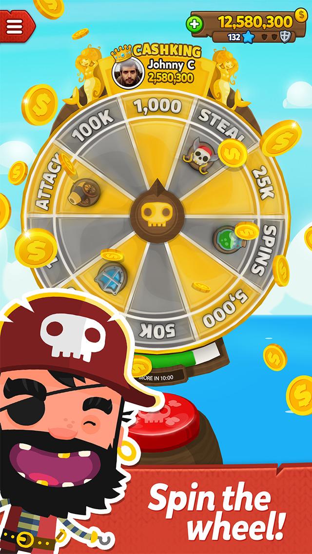 Pirate Kings™ screenshot 1