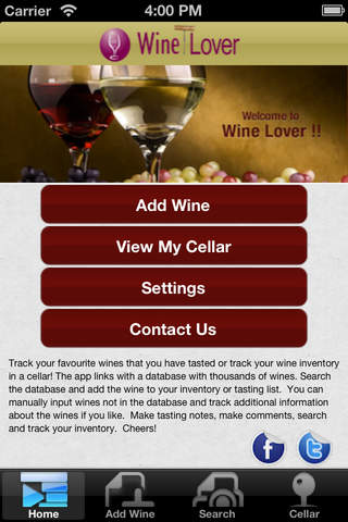 Wine Lover - náhled