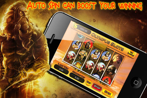 Olympus - Gods of Slots with Unlimited Fun - náhled