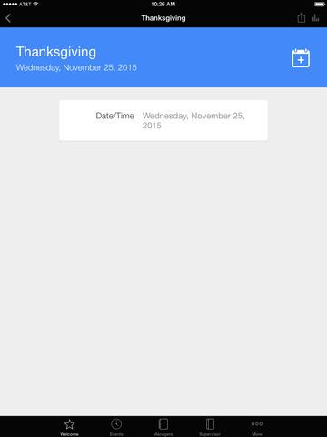 Costa Ent Employee App screenshot 7