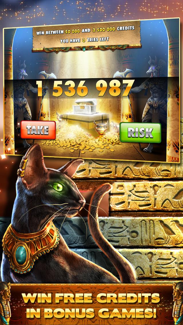 Cleopatra Casino – Slot machines with bonuses screenshot 5