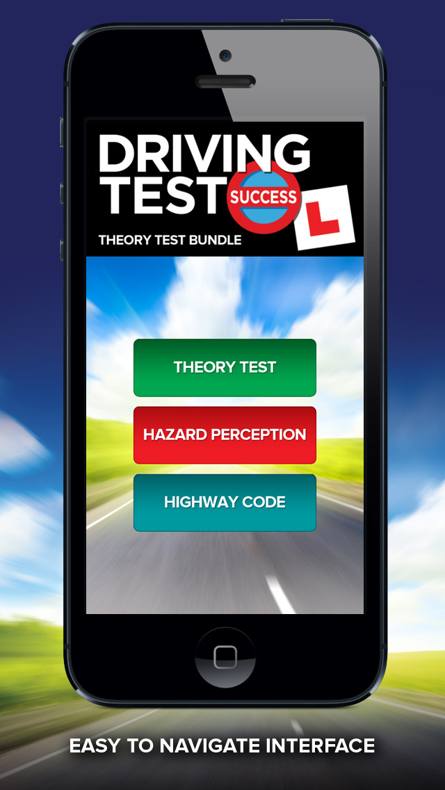 Theory Test 4-in-1 Bundle - Driving Test Success screenshot #1