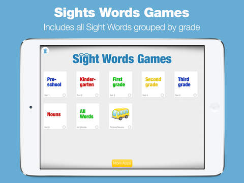 Sight Words Games screenshot 6