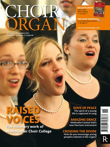 Choir & Organ - the world's best choral and organ magazine screenshot 4
