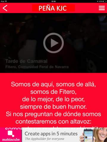 KJC peña fitera screenshot 8