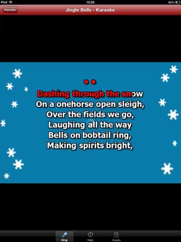Christmas Karaoke: Christmas Carols and Christmas Songs screenshot 3