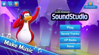 Club Penguin SoundStudio screenshot 1