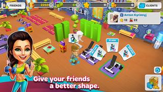 Dream Gym – Build Your Own Fitness Empire! screenshot #3