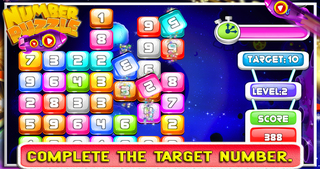 Number Puzzle Game screenshot 2