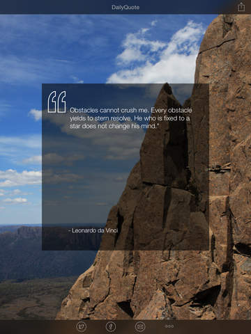 Daily Quote - Wallpapers screenshot 3