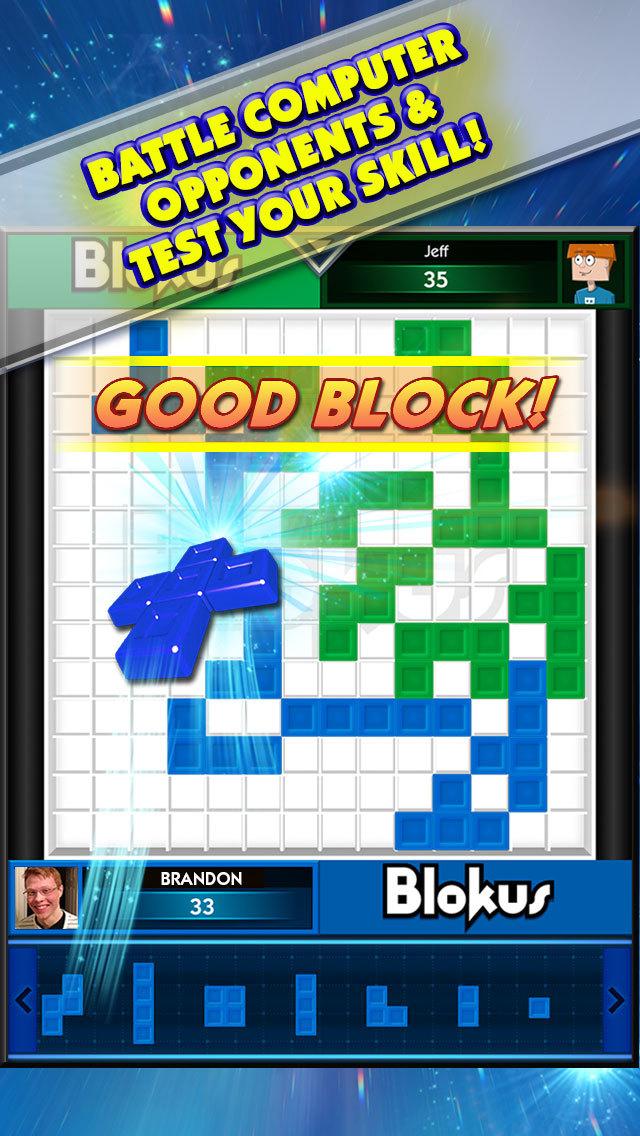 Blokus™ Free - Attack, Block & Defend! screenshot 5