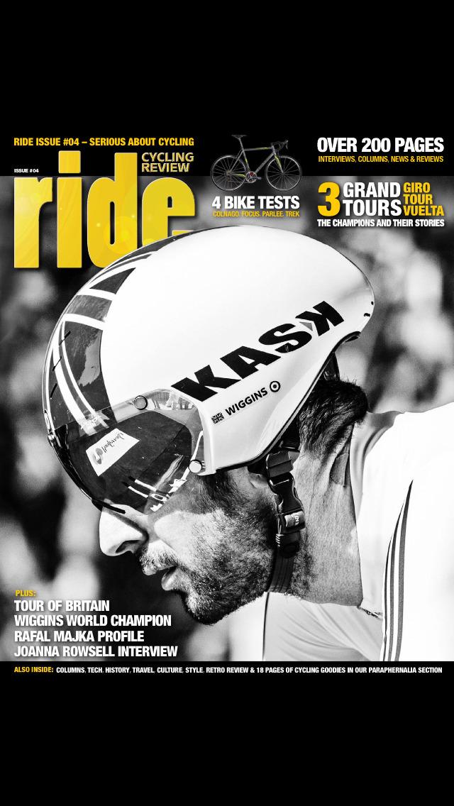 Ride Cycling Review - UK Edition screenshot 1