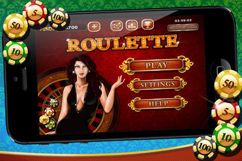 Roulette - Best Free Casino Betting Game - náhled