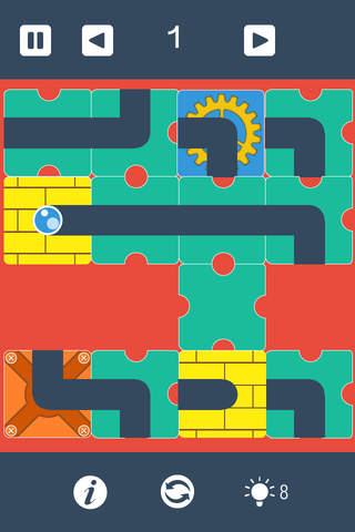 Unblock Saga - Challenge your puzzle solving skill - náhled