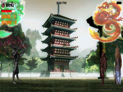Ninja Arrow Pro : Legend Of The Ancient Dragon The Temple Tour screenshot 8