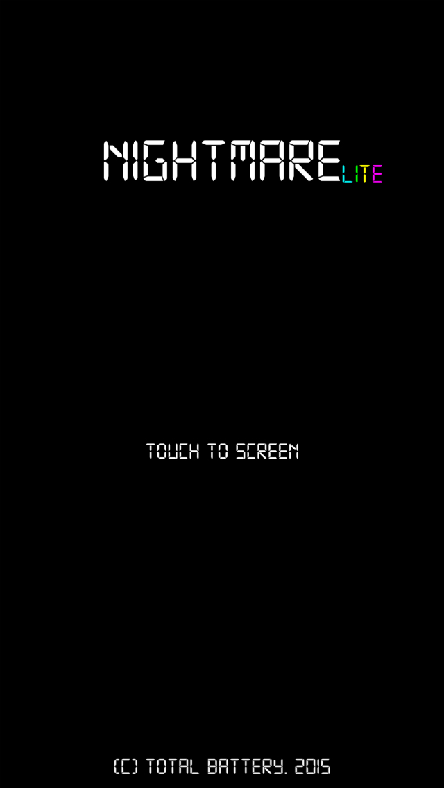 Nightmare LC screenshot 1
