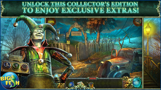 Fear for Sale: Sunnyvale Story - A Dark Hidden Object Detective Game screenshot 4