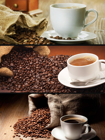 Coffee Wallpapers HD - Cappuccino Images for Free screenshot 7
