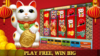 Vegas Valentine's Holiday Mania Casino - Daily Bubble Bonus Slots Simulation screenshot 4