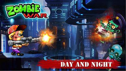 Zombie War - Save The World screenshot 2