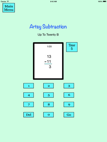 artsySubtraction - náhled