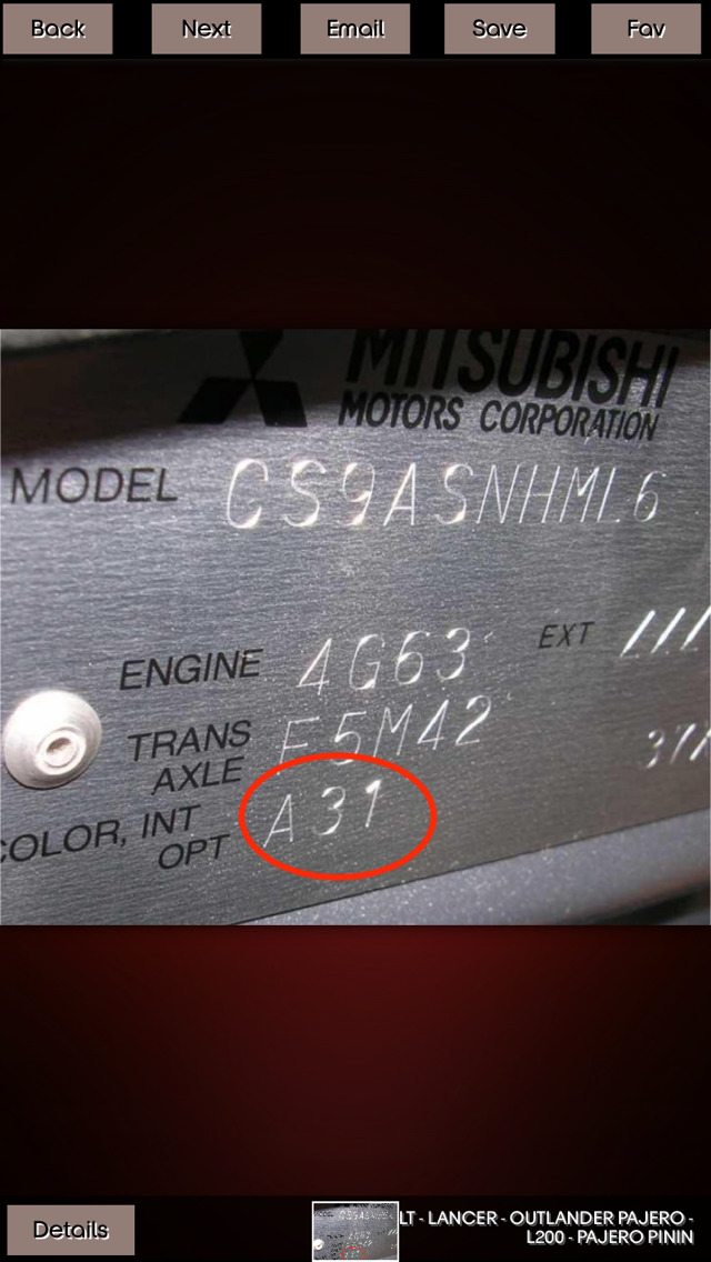 Get Car Color screenshot 4