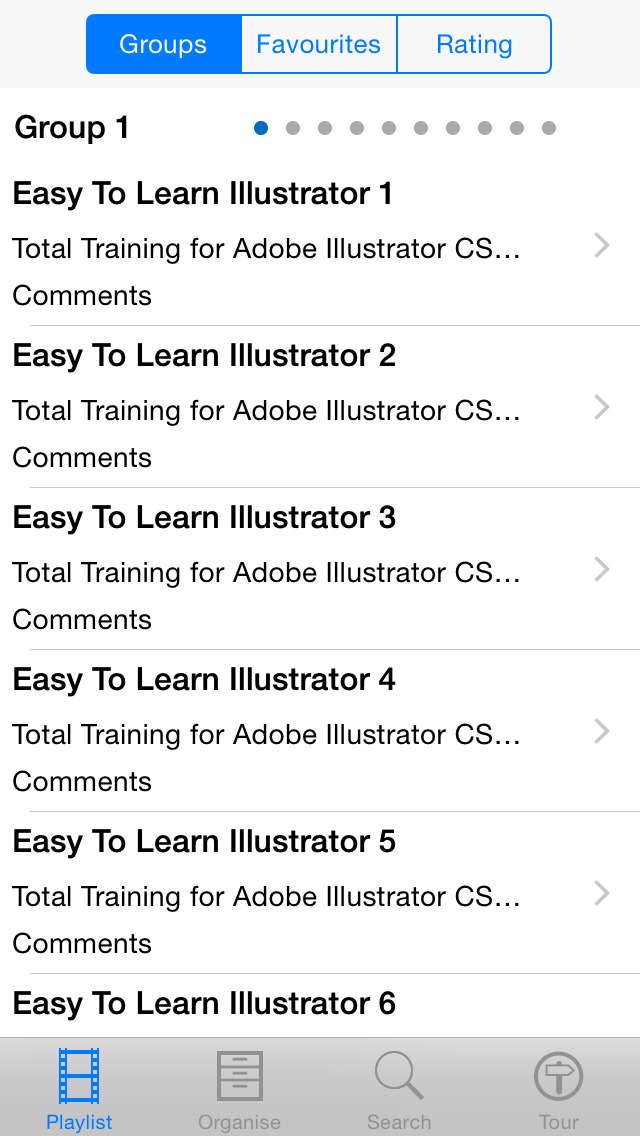 Easy To Learn - Adobe Illustrator Edition screenshot 2