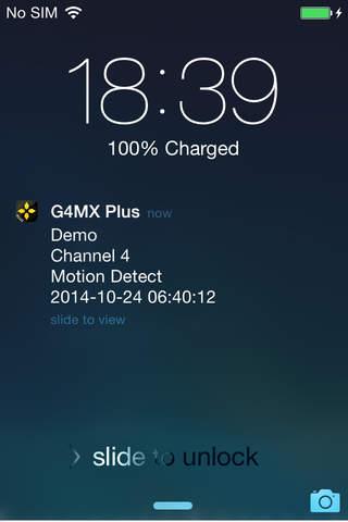 G4MX Plus - náhled