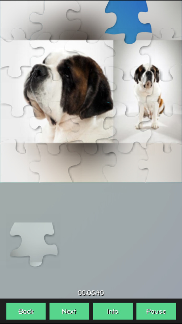 Dogs- Jigsaw Puzzles screenshot 3