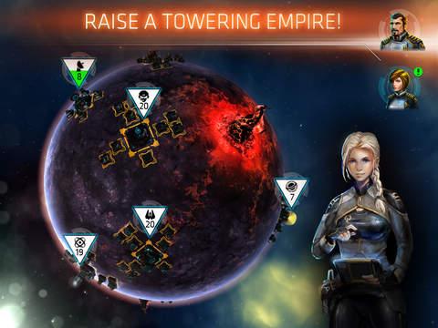 Galaxy on Fire™ - Alliances screenshot 7