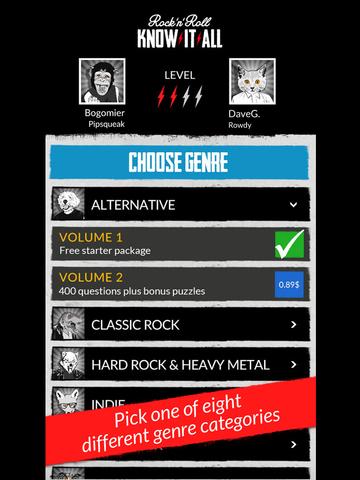 Rock'n'Roll Knowitall screenshot 8