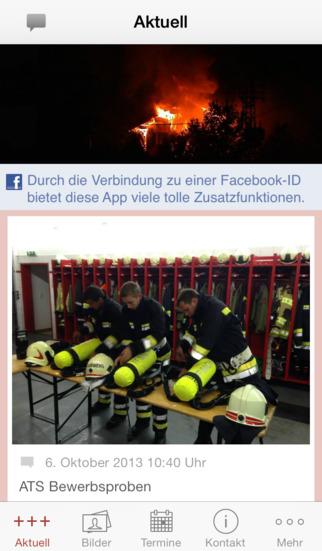 Feuerwehr Bach screenshot 1